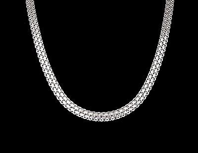 Stříbrný řetízek dámský (KRS028)  d88a1919046