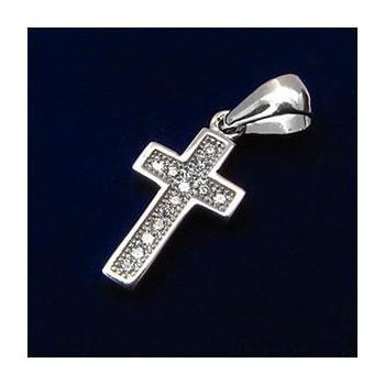 Dětský křížek-stříbrný (KDP033)