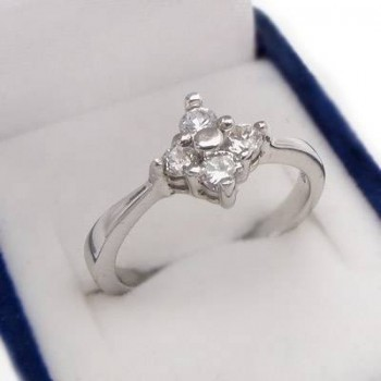 Stříbrný prsten (KPS148)