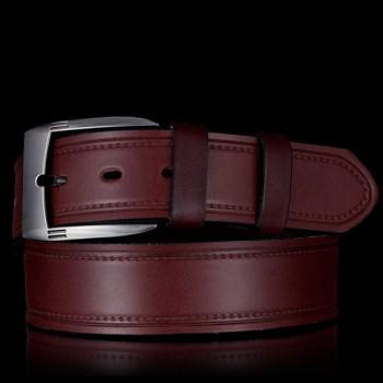 Pánský kožený pásek (GP17)