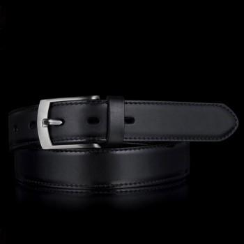 Kožený pásek k obleku (GP036)