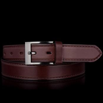 Kožený pásek k obleku (GP42)
