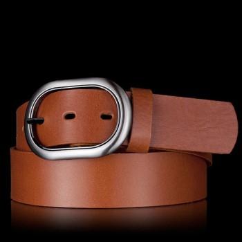 Dámský pásek kožený (GPD16)