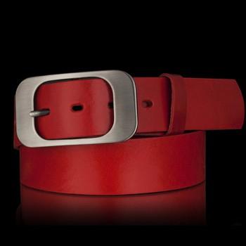 Dámský pásek kožený (GPD40)