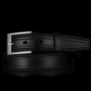 Kožený pásek k obleku (GP43)