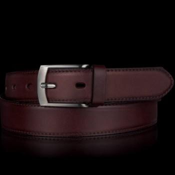 Kožený pásek k obleku (GP45)
