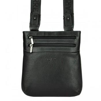 Značková kožená taška přes rameno Pierre Cardin (GT2)