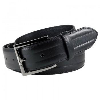 Značkový pánský kožený pásek Hoffebelts (GP210)