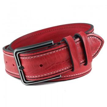 Značkový dámský kožený pásek Hoffebelts (GDP602)