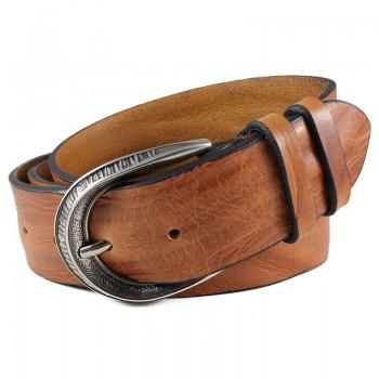 Značkový dámský kožený pásek Hoffebelts (GDP605)