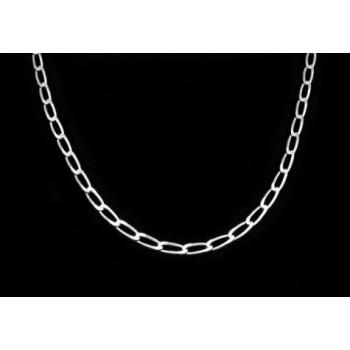 Stříbrný řetízek (KRS009)