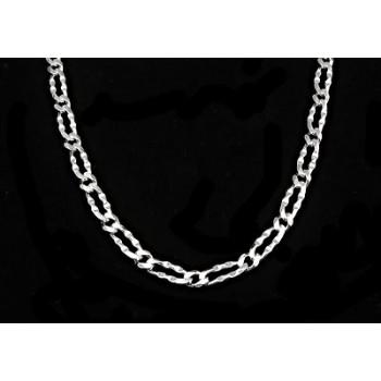Stříbrný řetízek (KRS019)