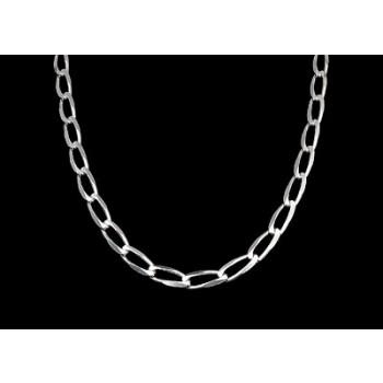 Stříbrný řetízek (KRS022)