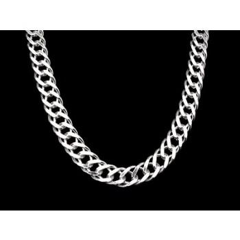 Stříbrný řetízek (KRS031)