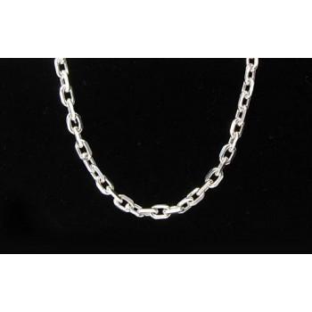 Stříbrný řetízek (KRS051)