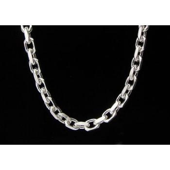 Stříbrný řetízek (KRS053)