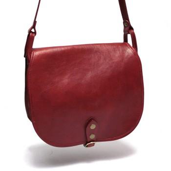 Dámská kožená kabelka (GK50)