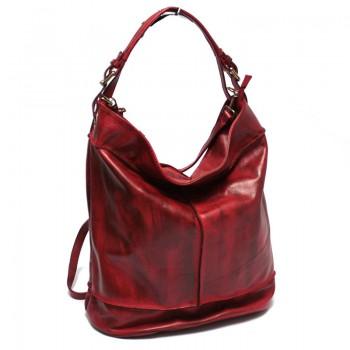 Luxusní kožená kabelka (GK53)