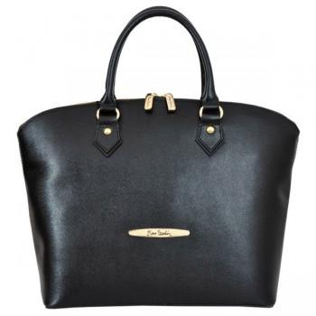 Značková kožená kabelka Pierre Cardin (GK67)