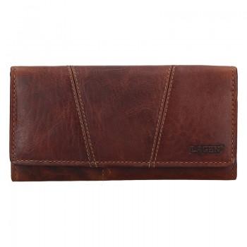 Dámská kožená peněženka (GDP186)