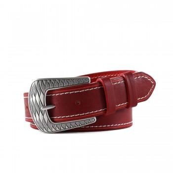 Značkový dámský kožený pásek Hoffebelts (GDP610)