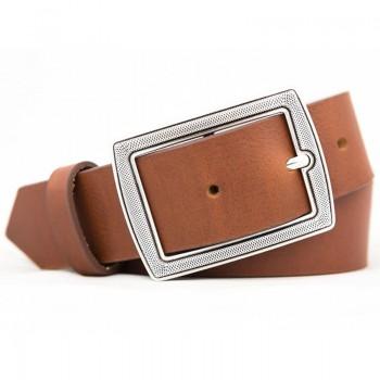 Dámský kožený pásek (GDP53)