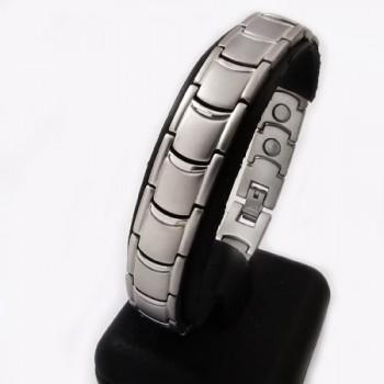 Pánský náramek z chirurgické oceli (KN69)
