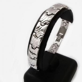 Pánský náramek z chirurgické oceli (KN71)