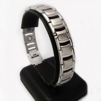 Pánský náramek z chirurgické oceli (KN76)