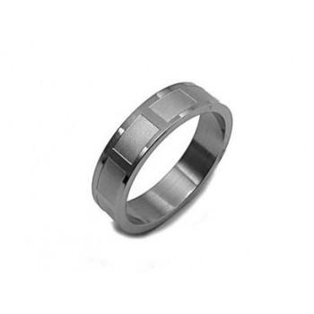 Prsten z chirurgické oceli (KP8)