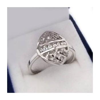 Stříbrný prsten KPS098